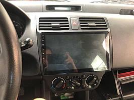 Штатна Android Магнітола на  Suzuki Swift 2004-2010 Model P6/P8-solution (М-ССВ-10-Р8)