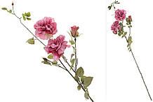 Декоративная ветвь с розами, 90см BonaDi 709-329