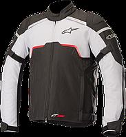 Мотокуртка Alpinestars Hyper Drystar Black/Mid Gray