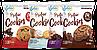 Протеїнове печиво Solvie Мигдальне з Арахісової Пастою і Шоколадними Чіпсами (50 грам), фото 4