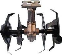 Насадка-культиватор для мотокосы X-Treme YK-W004-26 (9 шлицов)