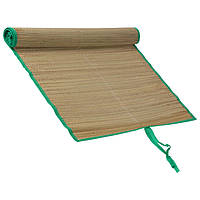 Коврик пляжный Kronos соломенный с завязками 60 х 170 см (CBT180098)