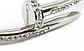 Праздничная бижутерия - вечерний браслет в кристаллах оптом. Состоятельная бижутерия оптом. 994, фото 4