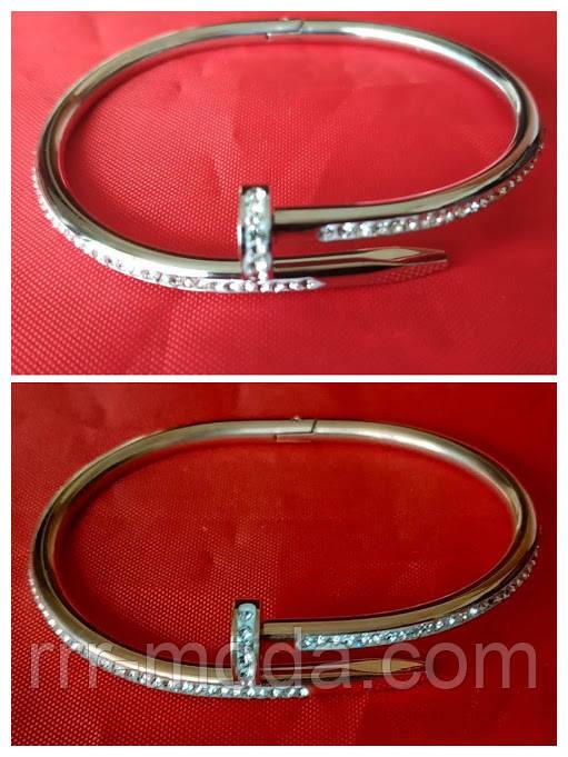Праздничная бижутерия - вечерний браслет в кристаллах оптом. Состоятельная бижутерия оптом. 994