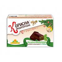 Шоколадные конфеты Насолода (желейная конфета в шоколаде)