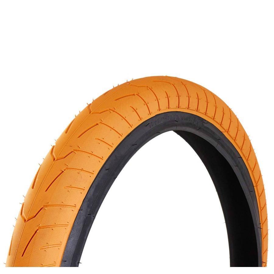 """Покрышка 20""""x2.4 KINK Sever оранжевая с черными боками"""