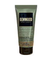 Gel-масло для бритья Genwood ALPHA HOMME Estel Professional, 100 ml