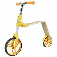 Скутер AEST Беговел Sport B01 Yellow 2 in 1 (B01-Yellow)