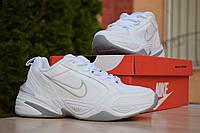 Nike Air Monarch белые найк кроссовки женские кросовки монарх