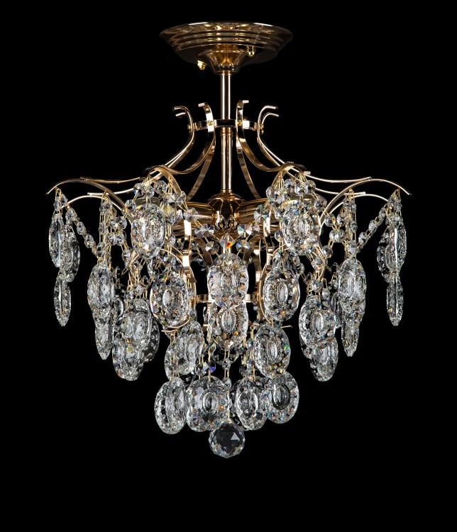Хрустальные светильники люстры в классическом стиле Splendid-Ray 30-3860-19