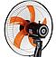 Вентилятор напольный с таймером 5-ти лопастный Domotec МS-1620, фото 2
