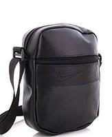 Мужская сумка 008 Nike black купить мужскую сумку недорого Одесса 7 км