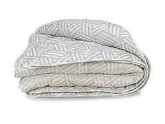 Одеяло Leleka-textile Комби 4 сезона полуторное 140*205 см микрофибра/антиаллергенное волокно теплое М14