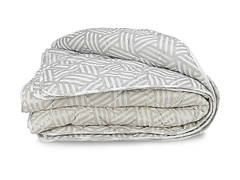 Одеяло Leleka-textile Комби 4 сезона Евро 200*220 см микрофибра/антиаллергенное волокно теплое М14