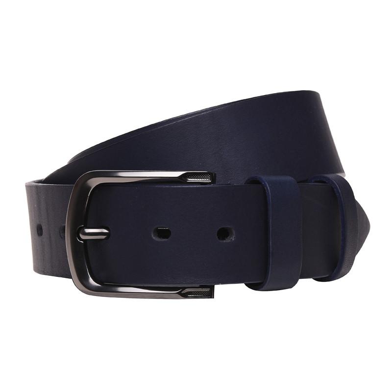 Кожаный мужской ремень Borsa Leather v1mb5a