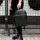 Рюкзак женский South Met Black, фото 3
