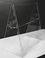 Экран защитный для мастеров маникюра 600*500 мм, толщина акрила 4 мм