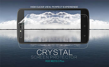Защитная пленка Nillkin Crystal для Motorola Moto C Plus