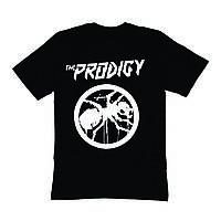 Модная женская футболка The Prodigy