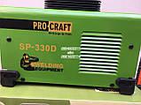 Инверторный сварочный аппарат Procraft SP-330D, фото 7