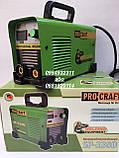 Инверторный сварочный аппарат Procraft SP-330D, фото 9