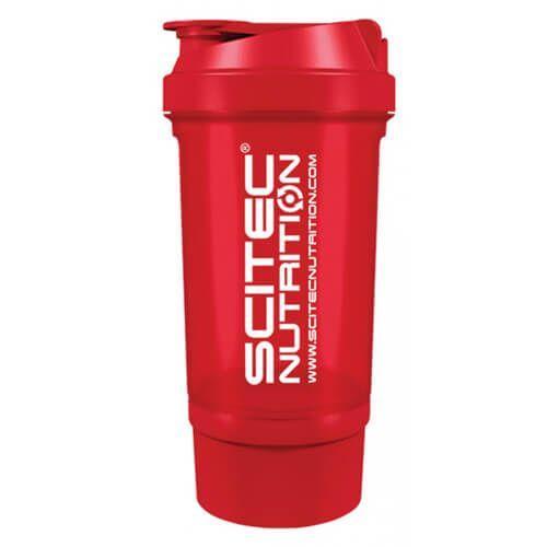 Scitec Traveller Shaker 500 мл, Красный, Красный