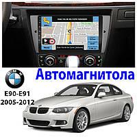 Магнитола BMW 3 series E90 E91 2005-2012 Звуковая автомагнитола (М-БМВе3н-9)