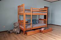 Ліжко  двохярусне Мауглі