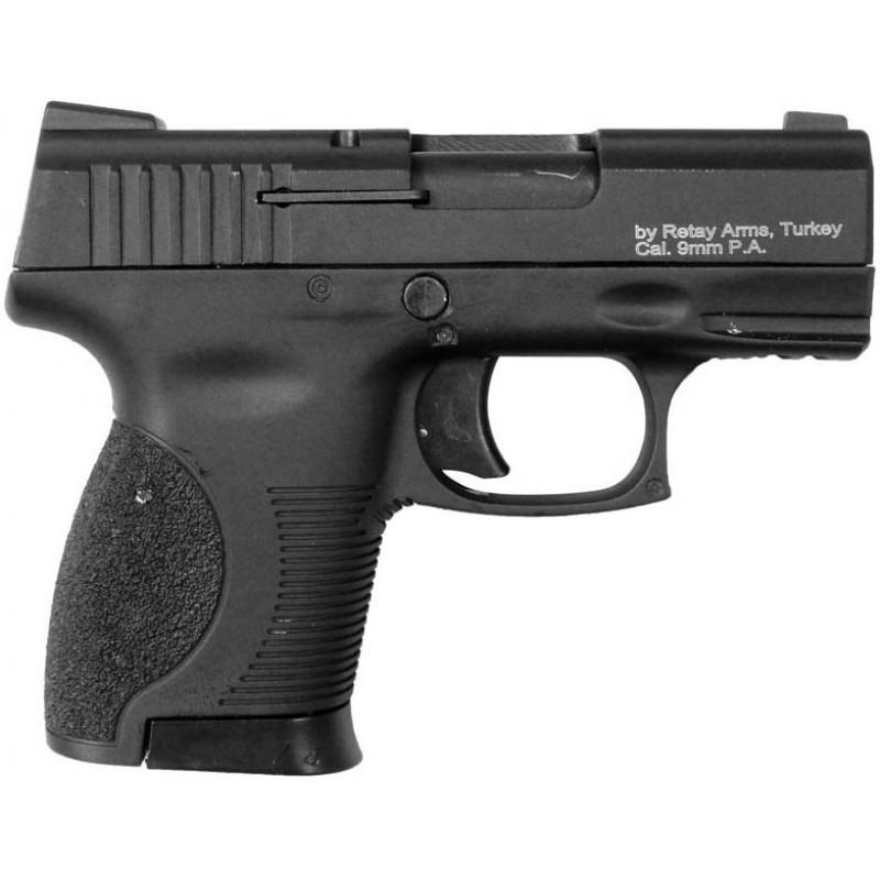 Пистолет сигнальный, стартовый Retay P114 (9мм, 6 зарядов)