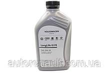 Моторное масло VW Longlife III 0W30 1L. VW 504 00/WV 507 00 VW (Оригинал) GS55545M2