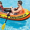 Весла пластиковые для лодок Intex 59623, фото 8