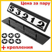 Таблички КамАЗ 53212 на двери кабины (табличка модификации)