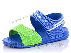 Детская летняя обувь 2020 оптом. Детские босоножки бренда Luck Line для мальчиков (рр. с 30 по 35)