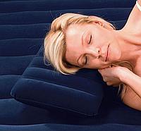 Надувная подушка Intex 68672 для путешествий 43 х 28 х 9 см (ИНТЕКС 68672)