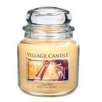 Ароматическая свеча Village Candle Праздник (время горения до 105 ч)