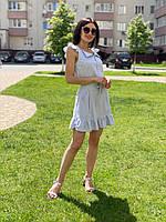Женское льняное платье Poliit 8712, фото 1