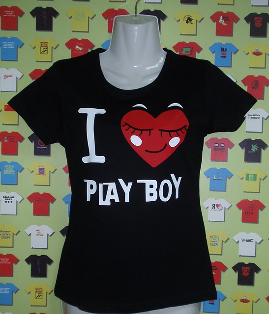 I love Play boys