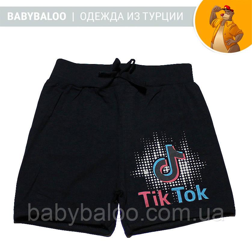 """Шорты для девочки """"Tik-tok"""" горошки (от 5 до 8 лет)"""