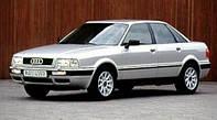 Лобовое стекло на Audi 80 1987-94 г.в.