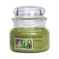 Ароматическая свеча Village Candle Пробуждение (время горения до 55 ч)