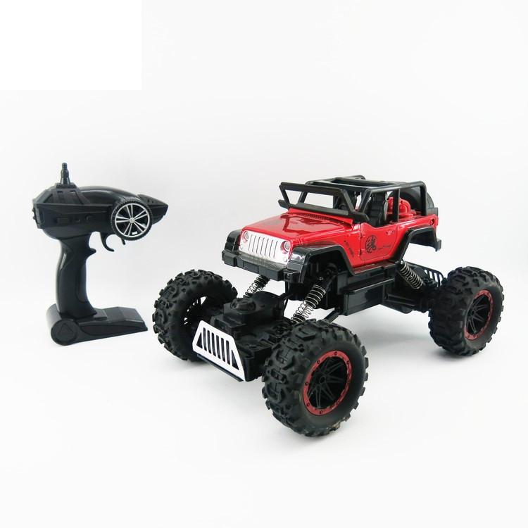Краулер Крутой внедорожник 4x4 игрушечная машина с пультом управления 2.4GHZ . RC CAR G03055R