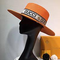 Шляпка женская Gucci (Гуччи)