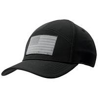 """Кепка 5.11 Tactical """"Operator 2.0 A-Flex Cap""""  Black"""