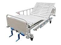 Кровать трехсекционная медицинская функциональная КМ-05 ВхШхГ (935х2220х956) мм