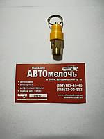 Клапан предохранительный пневматический 1/4 дюйма 10 атмосфер