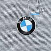 Шорты мужские меланж BMW трикотаж GRI XXL(Р) 3050, фото 2