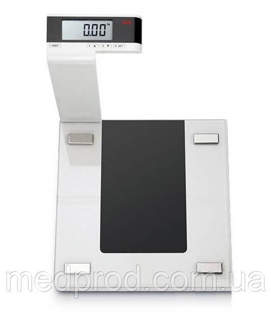 Весы медицинские Seca 818 электронные до 180 кг c жиромером