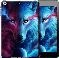 Чехол EndorPhone на iPad mini 4 Арт-волк (3999u-1247)