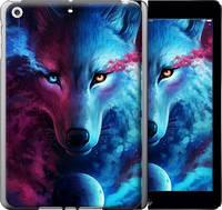 Чехол EndorPhone на iPad 5 Air Арт-волк (3999m-26)