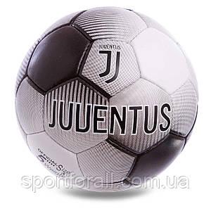 Мяч футбольный №5 Гриппи 5сл. JUVENTUS FB-0628 (№5, 5 сл., сшит вручную)